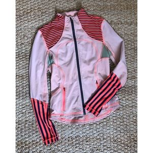 Lululemon • Define Jacket Striped